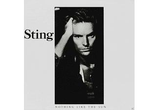 Sting - NOTHING LIKE THE SUN (ENHANCED) - (CD)