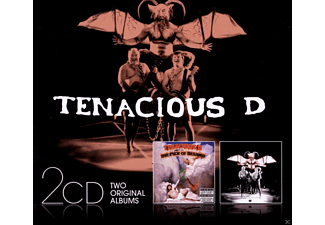 Tenacious D - The Pick Of Destiny  Tenacious D - (CD)