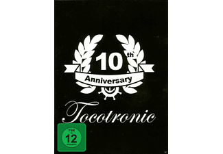 Tocotronic - 10TH ANNIVERSARY DVD - COMPILATION [DVD + CD]