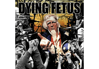 Dying Fetus - Destroy The Opposition - (CD)