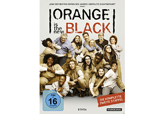 Orange is the new Black - Staffel 2 - (DVD)