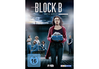 Block B - Unter Arrest - Staffel 1 - (DVD)