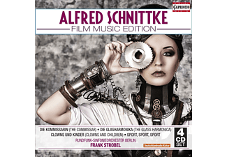 Rundfunk-sinfonieorchester Berlin - Film Music Edition - (CD)