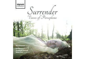 Ilona Domnich, Southbank Sinfonia, Nucci Leo - Surrender-Voices Of Persephone - (CD)