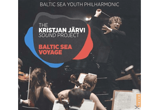 Kristjan Järvi - Baltic Sea Voyage [CD]