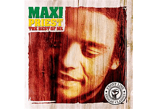 Maxi Priest - The Best of Me (CD)