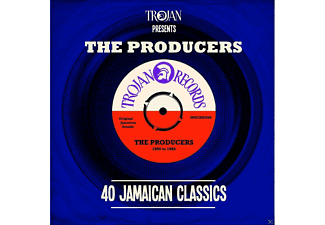 VARIOUS - Trojan Presents The Producers [CD]