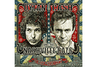 Johnny Cash;Bob Dylan;The Nashville Cats - Dylan, Cash, And The Nashville Cats: A New Music C - (CD)
