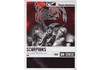 The Scorpions - UNBREAKABLE WORLD TOUR 2004 - ONE NIGHT IN VIENNA [DVD]