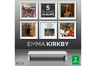 Emma Kirkby - 5 Classic Albums (CD)