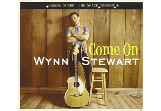Wynn Stewart - Come On/Gonna Shake This Shack Tonight - (CD)