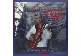 Duane Eddy - Twangin' From Phoenix To L.A./The Jamie Years - (CD + Buch)