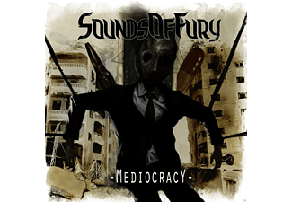 Sounds Of Fury - Mediocracy [CD]