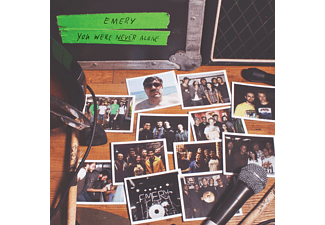 Emery - You Were Never Alone - (CD)