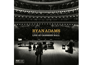 Ryan Adams - Ten Songs from Live at Carnegie Hall (Vinyl LP (nagylemez))