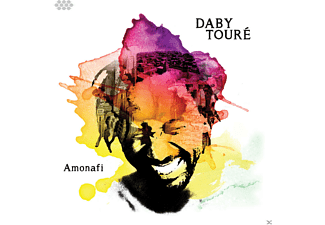 Daby Touré - Amonafi - (CD)