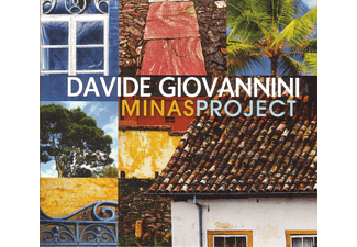 Davide Giovannini - Minas Project - (CD)