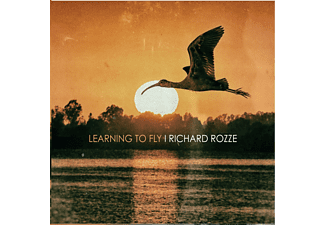 Richard Rozze - Learning To Fly [CD]