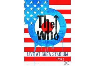 The Who - Live At Shea Stadium 1982 - (DVD)