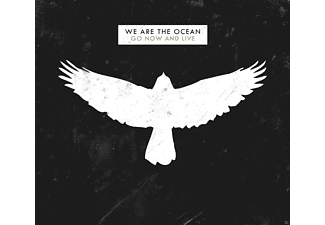 We Are The Ocean - Go Now And Live (Deluxe Edition-Incl. Live Bonus-Cd) - (CD)