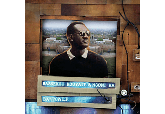 Ngoni Ba, Kouyate Bassekou - Ba Power [CD]