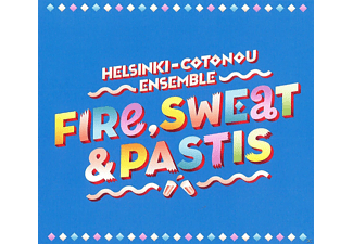 Helsinki Cotonou Ensemble - Fire, Sweet And Pastis - (CD)
