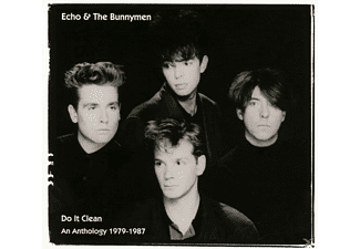 Echo & The Bunnymen - Do It Clean: An Anthology 1979-1987 [CD]