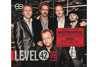 Level 42 - Live At London's Town & Country Club [CD + DVD Video]