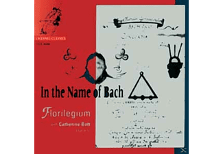 Catherine & Florilegium Bott - In The Name Of Bach - (CD)