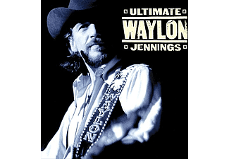 Waylon Jennings - Ultimate Waylon Jennings (CD)