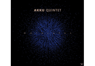 Akku Quintet - Molecules (+Cd & Downloadcode) - (Vinyl)