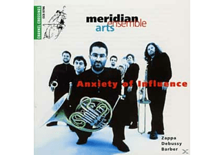 Meridian Arts Ensemble - Anxiety Of Influence - (CD)