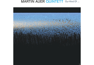 Martin Quintett Auer - Our Kind Of... [CD]