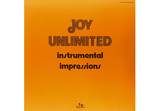 Joy Unlimited - Instrumental Impressions - (Vinyl)