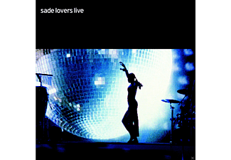 Sade - Lovers Live [CD]