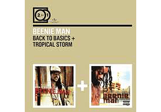 Beenie Man - Back to Basics / Tropical Storm (CD)