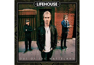 Lifehouse - Out Of The Wasteland - (CD)