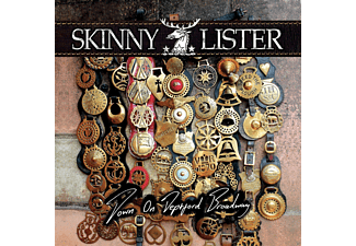 Skinny Lister - Down On Deptford Broadway - (CD)