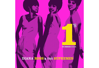 Diana Ross, The Supremes - No.1's-24tr- - (Vinyl)