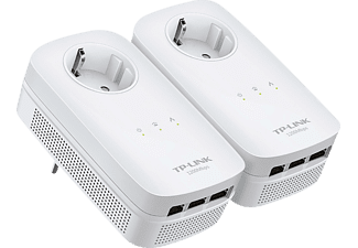TP-LINK TL-PA 8030P KIT AV1200 Gigabit-Powerline-Adapterkit