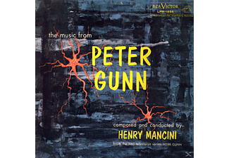 Henry Mancini - The Music From Peter Gunn - (Vinyl)