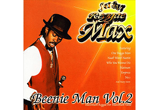 Beenie Man - Reggae Max Vol.2 (CD)