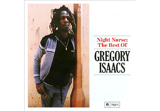 Gregory Isaacs - Night Nurse - The Best of Gregory Isaacs (CD)