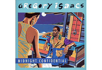 Gregory Isaacs - Midnight Confidential (CD)