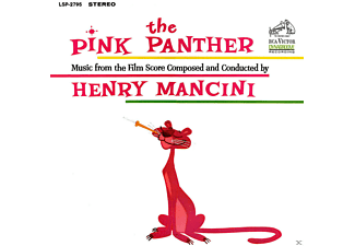 Henry Mancini - The Pink Panther - (Vinyl)