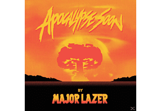 Major Lazer - Apocalypse Soon (Limited Edition) [LP + Bonus-CD]