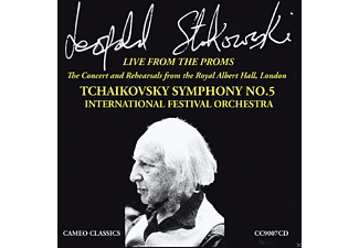 Leopold Stokowsk, International Festival Orchestra - Live From The Proms (Sinfonie 5) [CD]