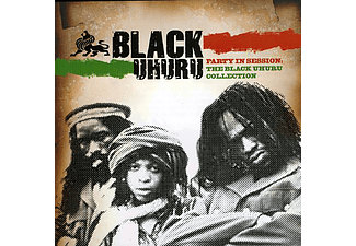 Black Uhuru - Party In Session - The Black Uhuru Collection (CD)