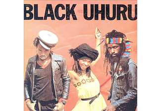 Black Uhuru - Red - Remastered (CD)