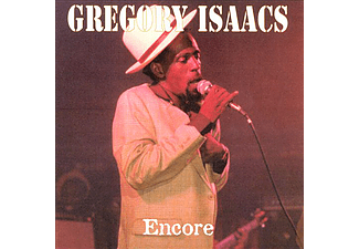 Gregory Issacs - Encore (CD)
